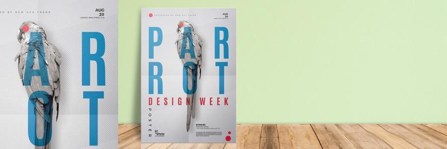 Poster grande formato in alta qualità