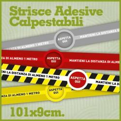 Strisce adesive...
