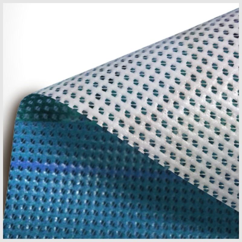Stampa rete mesh microforato
